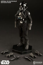 Sideshow Star Wars Imperial TIE Fighter Pilot 1/6 Scale Figure New ESB ROTJ ANH