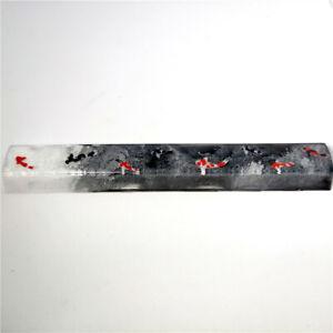 6.25U Spacebar Handmade Artisan Koi Fish Resin Key Cap For Custom Mechanical Key