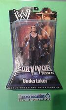Figurine Catch Wwe Undertaker Supervivor Series