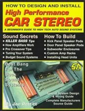 How to Design and Install High Performance Car Stereo: A Beginner's Guide to Hi