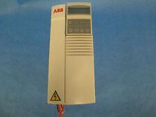 ABB AC Drive ACS 400 ACS401600522 w/ Keypad Used