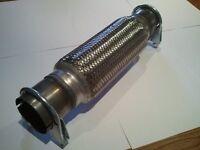 Vauxhall Vectra 1.9 CDTI exhaust flexi flex cat repair pipe  stainless steel.
