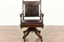 Walnut Original Victorian Antique Chairs