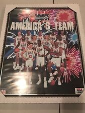 USA Olympic America's Dream Framed Poster 16x20