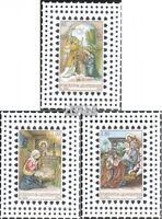 Liechtenstein 1361-1363 (kompl.Ausg.) postfrisch 2004 Weihnachten