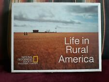 RARE NEW Life Rural America Filmstrips Book Tapes SET National Geographic 1973