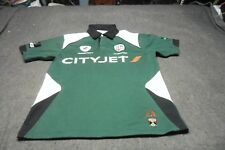 Rugby By Tech City Jet London Irish Polo Shirt Adult Size Medium