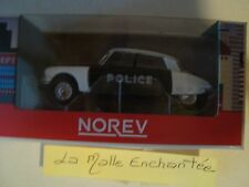 1/58 3-INCHES  CITROEN DS  POLICE NATIONALE -NOREV