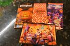 DISNEYLAND AND DCA MAIN GATE MAPS, HALLOWEEN FOOD GUIDE AND COCO POSTCARD