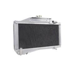 For 55-71 Morris Minor 1000 948 1098 56 57 58 59 60 61 MT HQ Aluminium Radiator