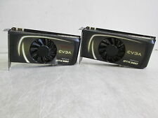 2- EVGA NVIDIA GeForce GTX 560 (01G-P3-1461-KR) 1GB GDDR5 Video Graphics Cards -