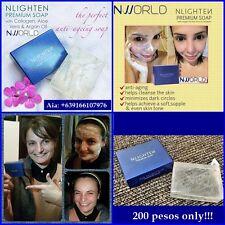 NLIGHTEN PREMIUM SOAP With Argan Oil, Aloe Vera & Collagen