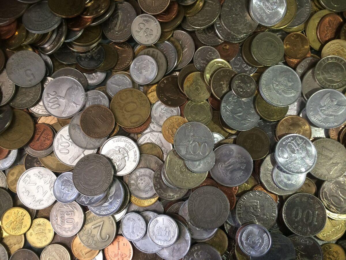 Coins Coins Coins Coins!