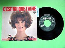 Vinyle 45T EP Sheila C'est toi que j'aime + 3 Philips 437079