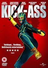 Kick Ass   (DVD)    Brand New!