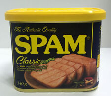 CJ SPAM Ham Classic 340g Meat PORK with Pure Salt The Authentic Quality_Ac