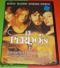 EL PERDON / THE CLAIM - DVD R2 - English Español - Precintada