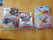 Disney Blue Grit, Tubbs Pacer And Ishani New in package from Cars/Planes Movies