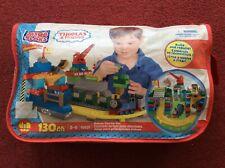 Mega Bloks Thomas And Friends Deluxe Starter Set - 10631 130 pcs