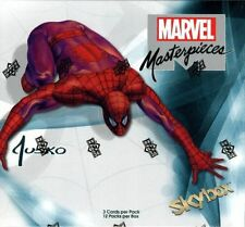 2016 Jusko Marvel Masterpieces Gold Signature Set 1-81 Complete 1st 2nd 3rd Tier