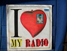 Taffy - I Love My Radio - Rhythm King Records TYPE 1
