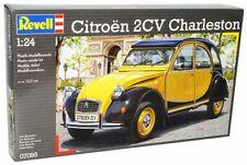 Revell Germany 7095  CITRÖEN 2CV CHARLESTON plastic model kit 1/24