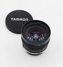 TAMRON SP 17mm F/3.5 MANUAL FOCUS ADAPTALL 2 LENS WITH NIKON ADAPTER
