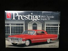 1963 Chevy Impala SS Prestige Plastic Model Kit by AMT