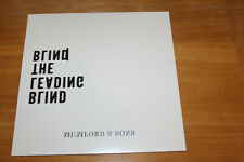 """MUMFORD & SONS   BLIND LEADING THE BLIND   500 ONLY RED VINYL 7"""""""