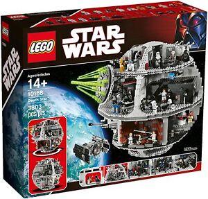 LEGO Star Wars Death Star 2008 (10188) Building Set Discontinued by manufacturer