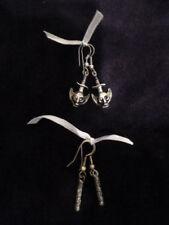 Fantasie Mode-Ohrschmuck aus Metall-Legierung mit Durchzieher-Verschluss