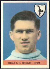 A&BC-FOOTBALL WITHOUT PLANET (01-46) 1958-#35- TOTTENHAM SPURS - RON REYNOLDS