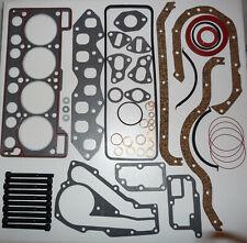 Pochette joints Renault R9 Turbo C1J phase 1 - head gasket seals kit