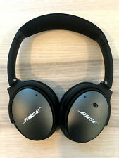 Bose QuietComfort 25 Noise Cancelling Headphones Apple Devices Black Wired