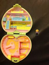 1989 Vintage Polly Pocket Polly's Pony Club Bluebird Toys Complete with Polly