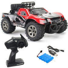 1:18 RC Car 2.4G High-Speed Rock Crawler Bigfoot Remote Control Off-Road Vehicle