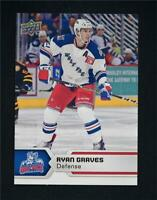 2017-18 17-18 UD Upper Deck AHL Hockey Base #18 Ryan Graves