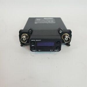 Sony DWR-S02DN 14-25 Slot-In Digital Wireless Receiver 470.125-541.875 MHz
