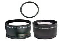 58mm Lens Set for Canon PowerShot SX540 SX530 SX520 SX70 SX60 SX50 SX40 SX30