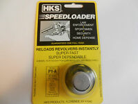NEW;  HKS Speedloader;  PY-A;  6-Shot;  38 Special 357 Mag;  Fast & Dependable