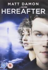 Hereafter DVD Matt Damon Cecile De France Clint Eastwood