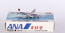 Schabak Convair CV-440 ANA All Nippon Airways JA8083 in 1:600 scale
