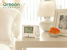 Oregon Scientific RM336PES +ECO Radio Controlled Solar Projection Clock