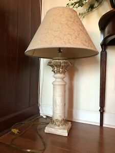 """19"""" Table Lamp Light Night Stand"""
