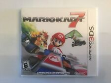 Replacement Case (NO GAME) Mario Kart 7 - Nintendo 3DS