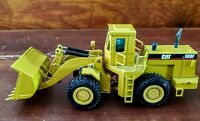 NZG MODELLE CAT 167 Radlader Wheel Loader 988 F Caterpillar Diecast 1:50 Scale