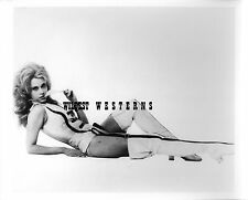 JANE FONDA Hot Photo SEXY BARBARELLA Rare LEGGY bare legs