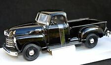 CHEVROLET PICK UP 3100 1:25 Scale Vintage Car Model Die Cast Cars Models Black