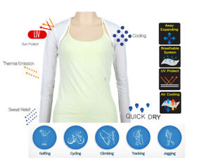 UV Protection Cooling Shawl Arm Sleeve Sports Bolero-Golf, Cycle, outdoor sports