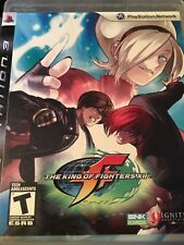 The King of Fighters XII (Sony PlayStation 3, 2009) Complete